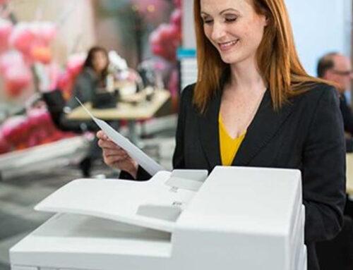 Usługi zarządzania drukiem Xerox