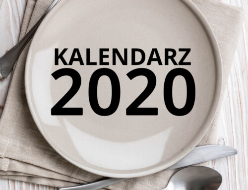Przepisy z kalendarza 2020 – Marzec